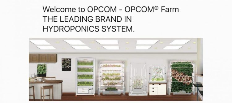 OPCOM Releasing the GrowFrame for Home Farmers