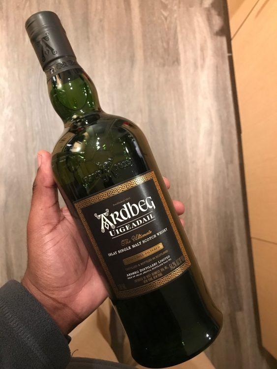 Ardbeg Uigeadail: One Fantastic Scotch Whisky