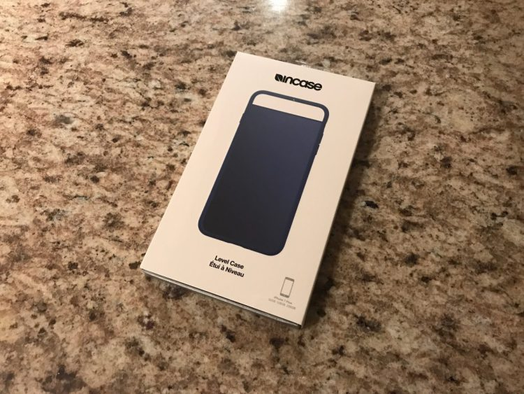 A Review of the Incase Level Case for the iPhone 7 Plus