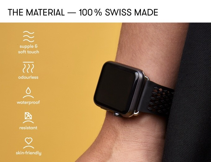 The Labb by Noomoon: My Favorite Apple Watch Band