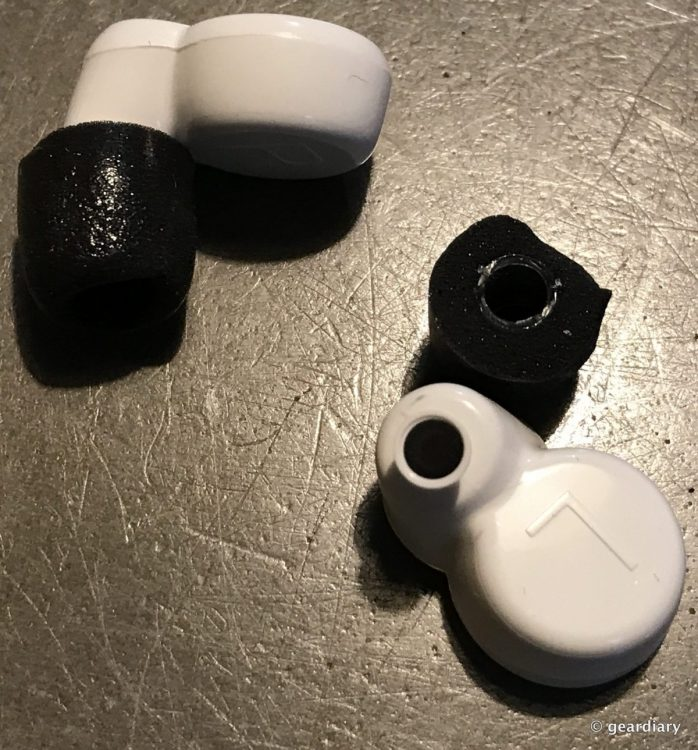 QuietOn Active Noise Cancelling Earplugs: Silence Found?
