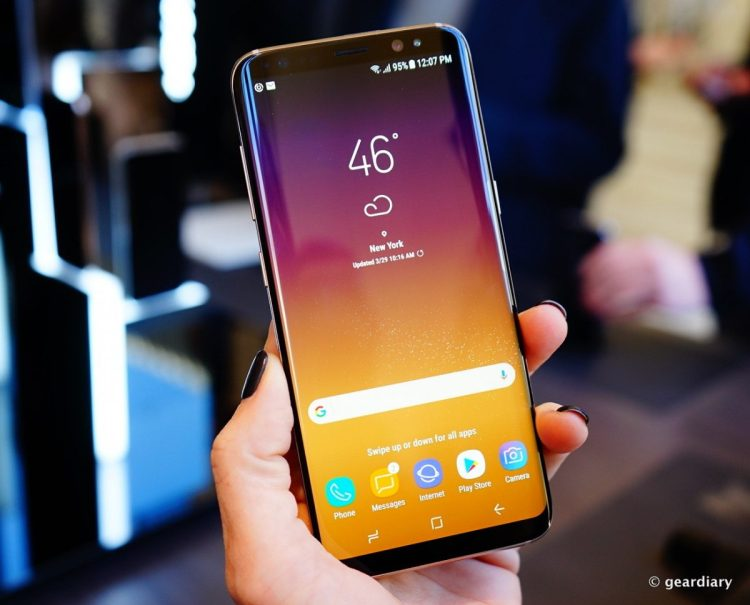 Samsung Galaxy S8 and S8+: Beautiful Phones with So Many Features  Samsung Galaxy S8 and S8+: Beautiful Phones with So Many Features  Samsung Galaxy S8 and S8+: Beautiful Phones with So Many Features