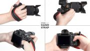 Got a Mirrorless Camera? Get Yourself a SpiderLight Hand Strap.