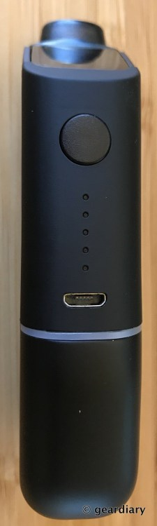Mistic 2.0 POD-MOD Pre-filled Vape System Starter Kit Review