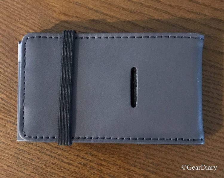 Wally Micro Is the Tiny Wallet that Doesn't Make You Compromise
