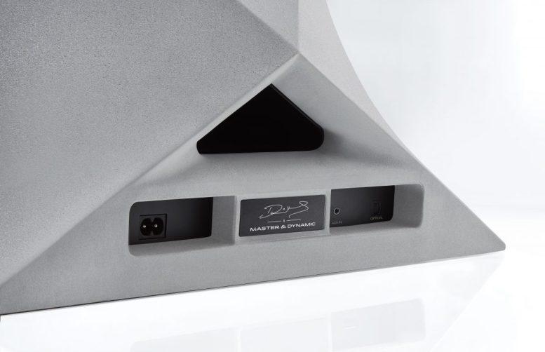 Master & Dynamic Announces Their First Wireless Speaker  Master & Dynamic Announces Their First Wireless Speaker