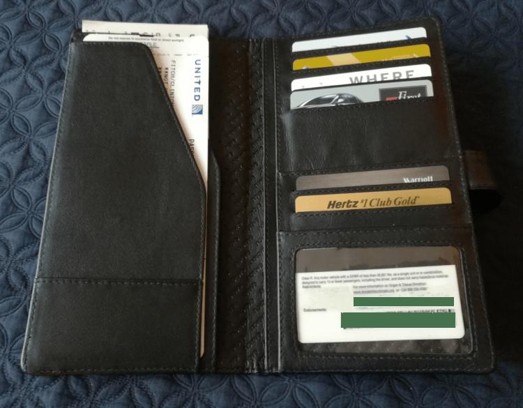Multiple Organizational Pockets & Sleeves