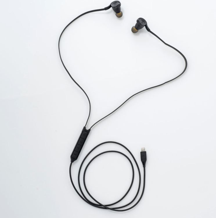 BeMe D200 ANC Compatible Lightning Earbuds Offer Great Music With Style