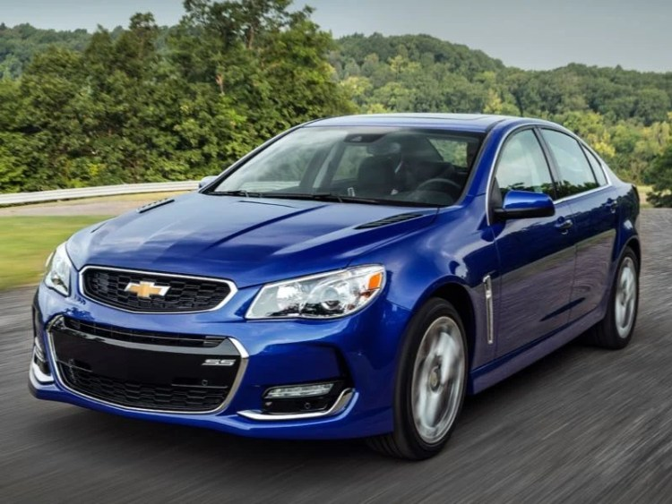 2017 Chevrolet SS Performance Sedan: It Was Great Knowing You, Mate  2017 Chevrolet SS Performance Sedan: It Was Great Knowing You, Mate  2017 Chevrolet SS Performance Sedan: It Was Great Knowing You, Mate  2017 Chevrolet SS Performance Sedan: It Was Great Knowing You, Mate  2017 Chevrolet SS Performance Sedan: It Was Great Knowing You, Mate