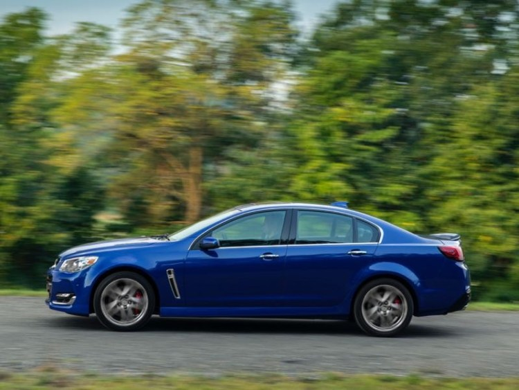 2017 Chevrolet SS Performance Sedan: It Was Great Knowing You, Mate  2017 Chevrolet SS Performance Sedan: It Was Great Knowing You, Mate  2017 Chevrolet SS Performance Sedan: It Was Great Knowing You, Mate