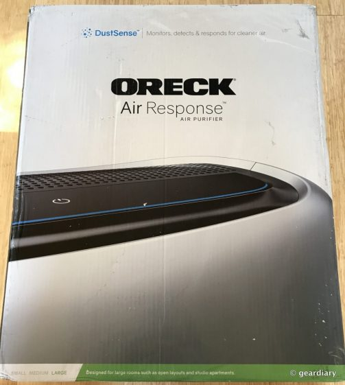 Are Air Purifiers Worth It Oreck Air Response Air Purifier Review Quiet Powerful And Worth