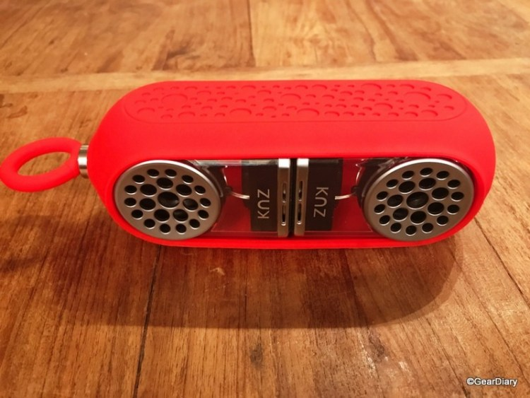 KNZ GoDuo Brings Portable Stereo Sound
