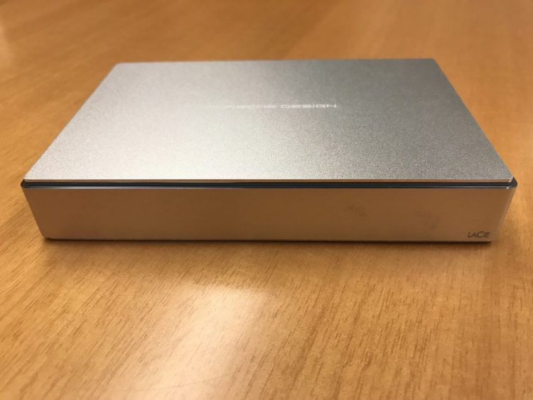 LaCie's USB-C Hard Drives Are a Perfect Companion to the MacBook Pro