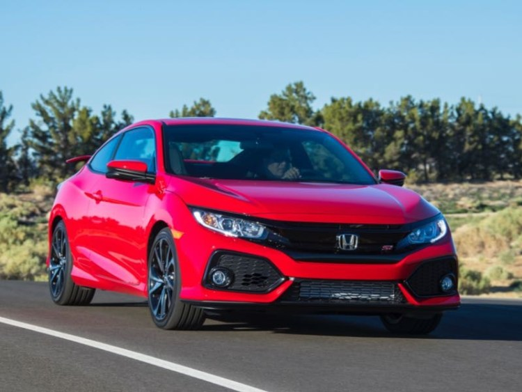 2017 Honda Civic Si Coupe Is Alive and Kicking