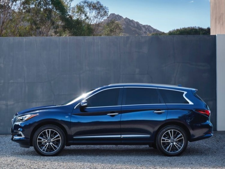 2017 Infiniti QX60 Is Familiar and Fabulous