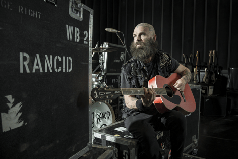 Fender Announces a Limited Edition Tim Armstrong Acoustic Guitar