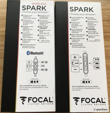 GearDiary Focal Spark In-Ear Headphones Review: Wired or Wireless for an Affordable Price