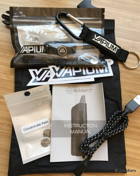 Vapium Summit+: A Weather and Budget-Friendly Vaporizer