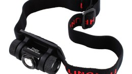 ThruNite TH20 LED Headlamp Lights Up the Night