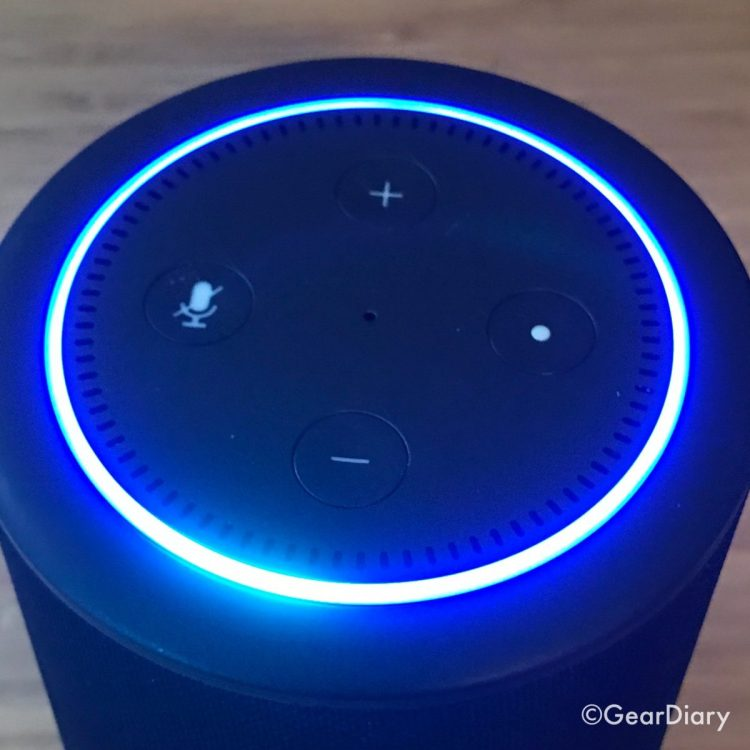 Add an Exclamation Mark to Your Dot with the VAUX Speaker for Echo Dot  Add an Exclamation Mark to Your Dot with the VAUX Speaker for Echo Dot