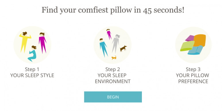 Slumbr: Find the Perfect Pillow for Your Best Night's Sleep  Slumbr: Find the Perfect Pillow for Your Best Night's Sleep