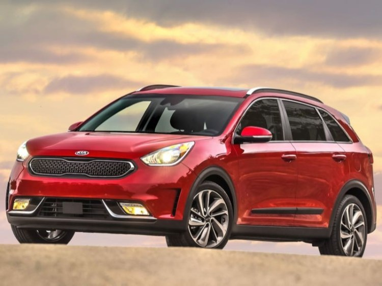 GearDiary 2017 Kia Niro Is a Hybrid Hit