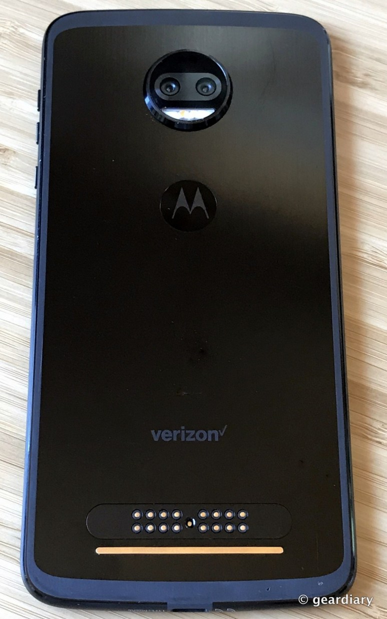 Moto Z2 Force Has the Makings of Greatness