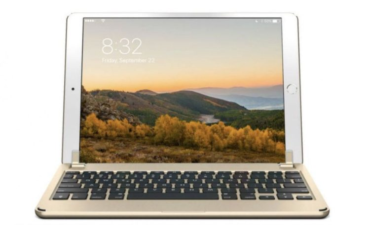 """Pre-Order the Brydge Keyboard for the 10.5"""" iPad Pro and Save •"""