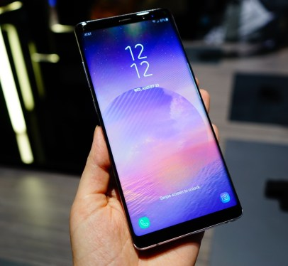 GearDiary Samsung Galaxy Note8: Get Ready to Be Impressed!