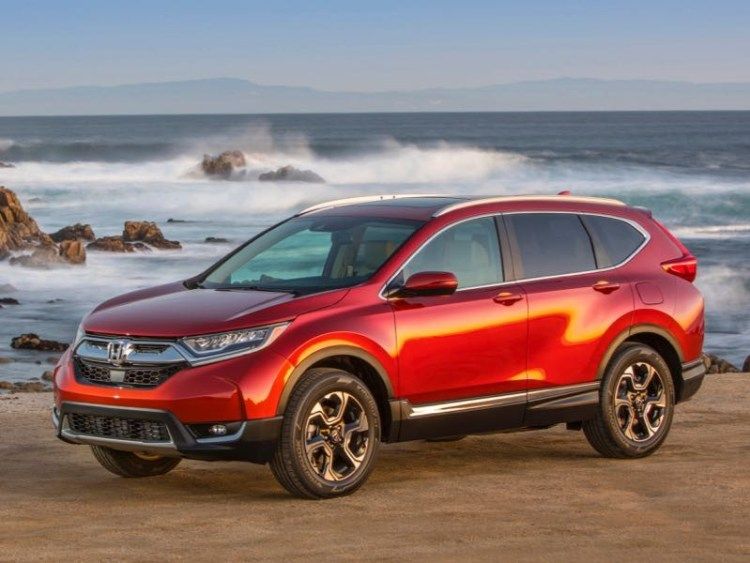 GearDiary 2017 Honda CR-V Is Another Winning Ticket