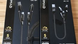 GearDiary Nomad Universal and 4-in-1 USB C Cables: Everything you need!