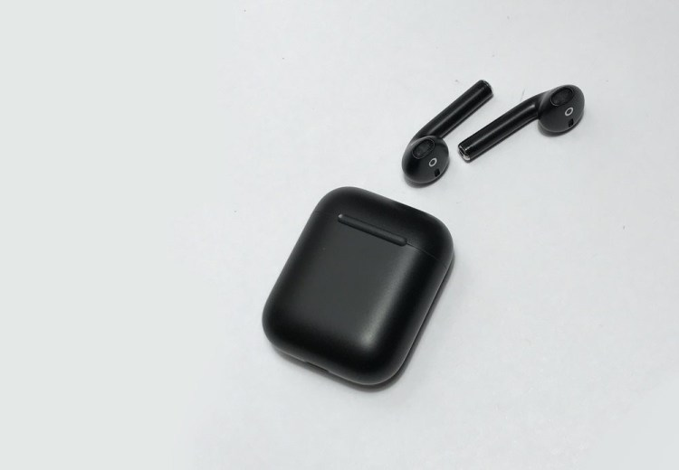 GearDiary Need to Paint It Black? Try BlackPods to Re-Finish your Apple AirPods