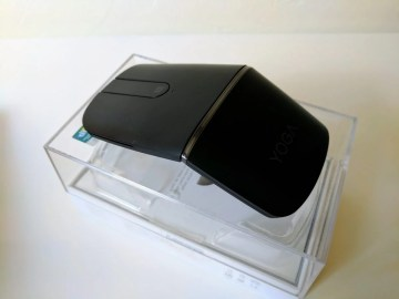 GearDiary Lenovo Yoga Mouse - The Only Mouse You Need