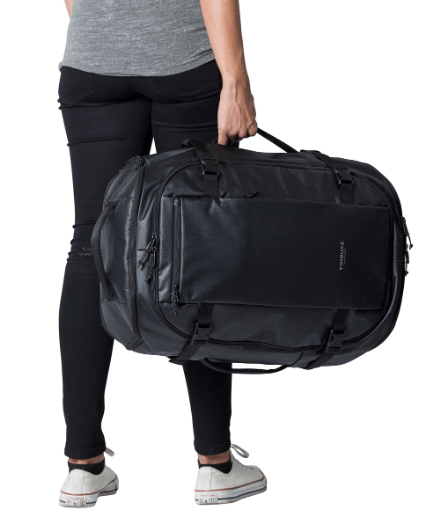 TIMBUK2 Wander Pack Convertible Backpack Duffel Is a Travelers New Best Friend