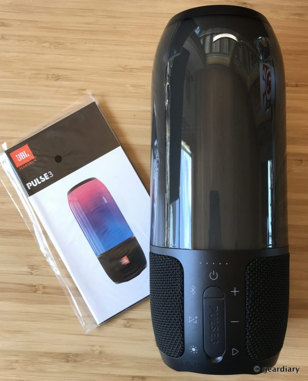 Jbl pulse 3 portable bluetooth speaker a grown up lava for Housse jbl pulse 3