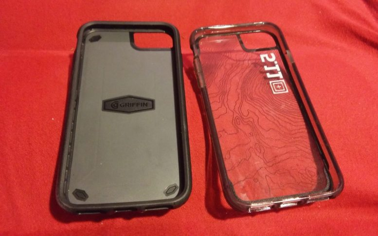 Griffin Survivor Cases Meet Tactical 5.11 for Style and Protection