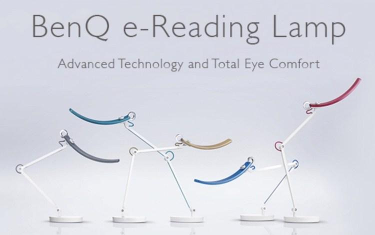 BenQ E-Reading Eye-Care LED Modern Premium Designer Desk Lamp Brightens My Day and Night