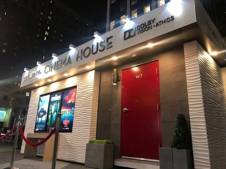 LG TV Cinema House Pop-Up Tour Offers Exclusive Stranger Things 2 Sneak Peak