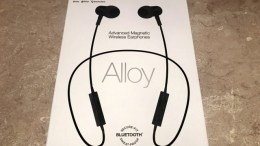 Naztech Alloy Advanced Magnetic Earphones Deliver