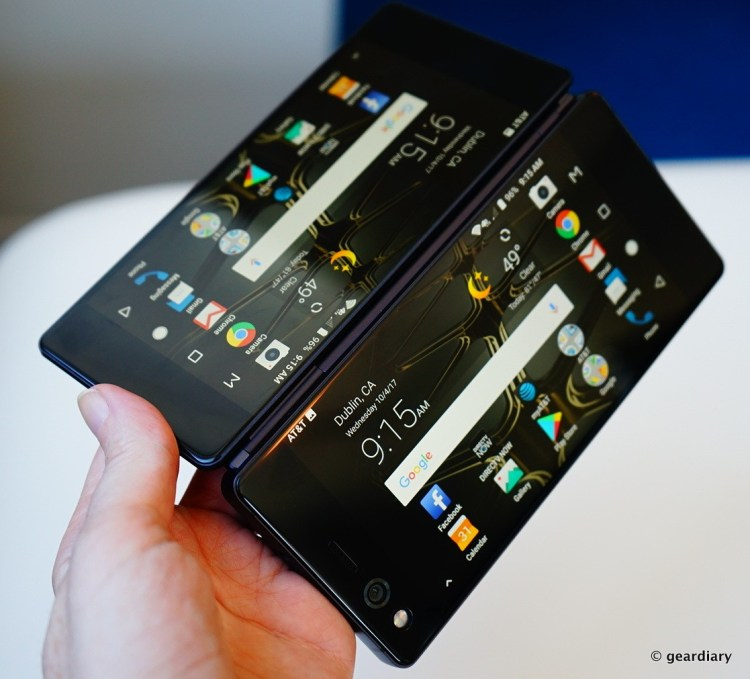 ZTE Axon M: The Dual Screen Foldable Phone I've Been Wishing For?