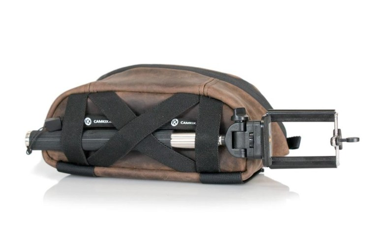 Waterfield Camera Bag Keeps Your Cameraphone and Gear Within Reach