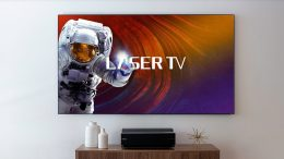 "Hisense's Laser TV Is the Most Affordable Way to Get a 100"" TV"