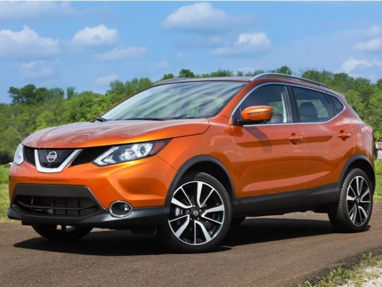 GearDiary 2017 Nissan Rogue Sport Is a Right-Sized Compact Cute Ute