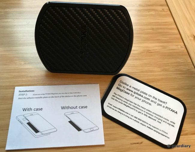 Pitaka Aramid MagCase and MagMount for the Samsung Galaxy Note8 Review