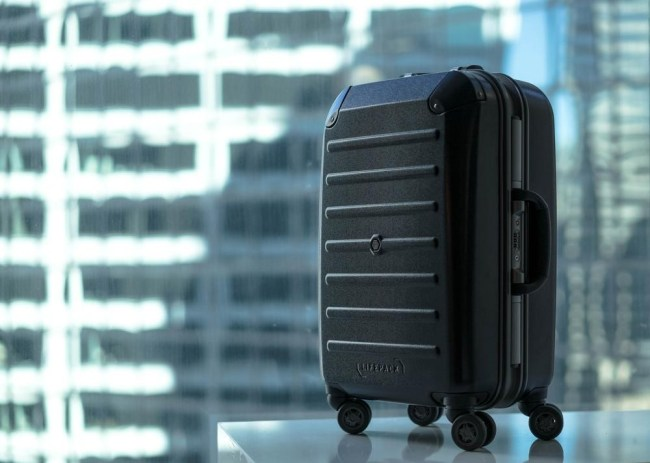Clumsy People Need This Carry-on Closet