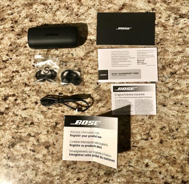 GearDiary Bose SoundSport Free Wireless Earbuds: The Airpod Killers