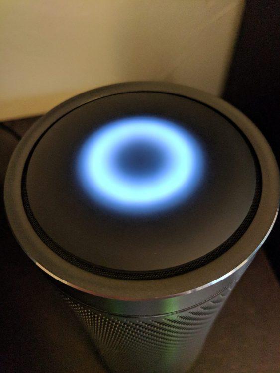Invoke Cortana LED Indicator