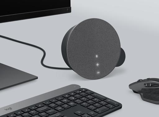 Logitech MX SOUND Premium Bluetooth Speakers Are Good Affordable Desktop Speakers