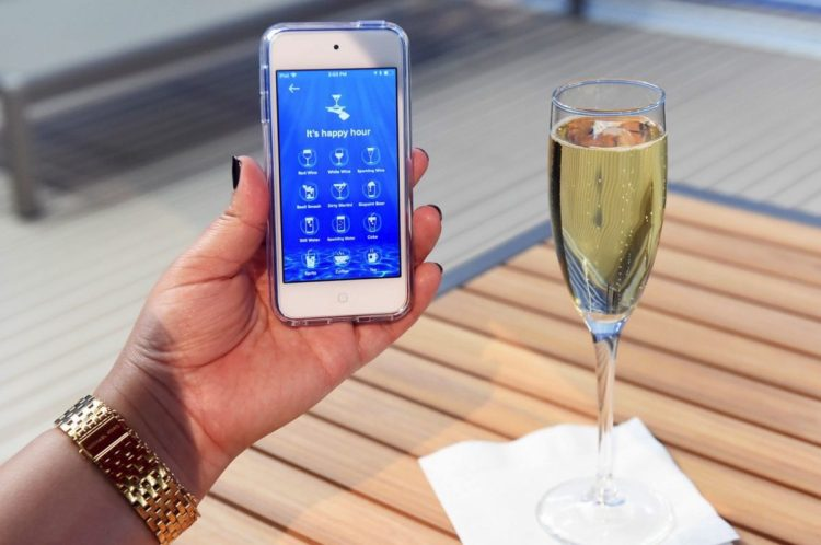 GearDiary Royal Caribbean Is Using Tech to Make the Cruising Experience Even Lazier