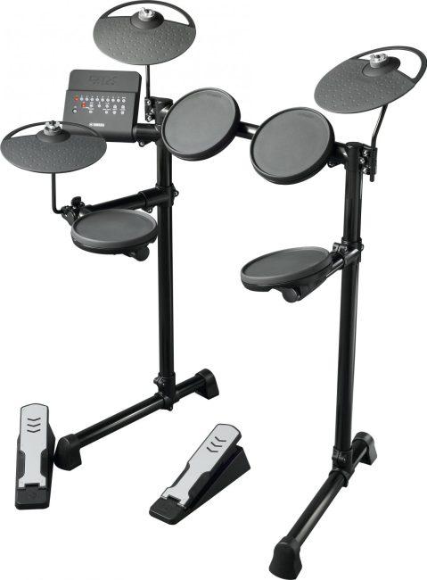 The Yamaha DTX400K Electronic Drum Set Really Rocks!
